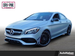 2019 Mercedes-Benz AMG CLA 45 4MATIC Coupe