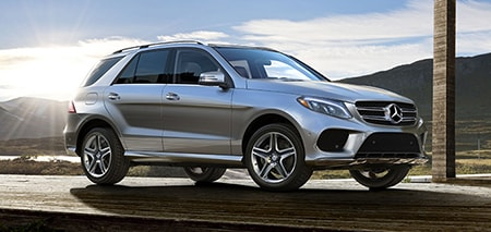 Learn About the 2017 Mercedes-Benz GLE