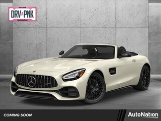 2021 Mercedes-Benz AMG GT Base Convertible