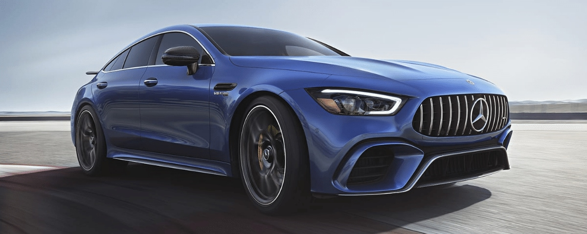 2020 Mercedes-AMG® GT 4-door Coupe