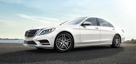 Learn About the 2017 Mercedes-Benz S-Class