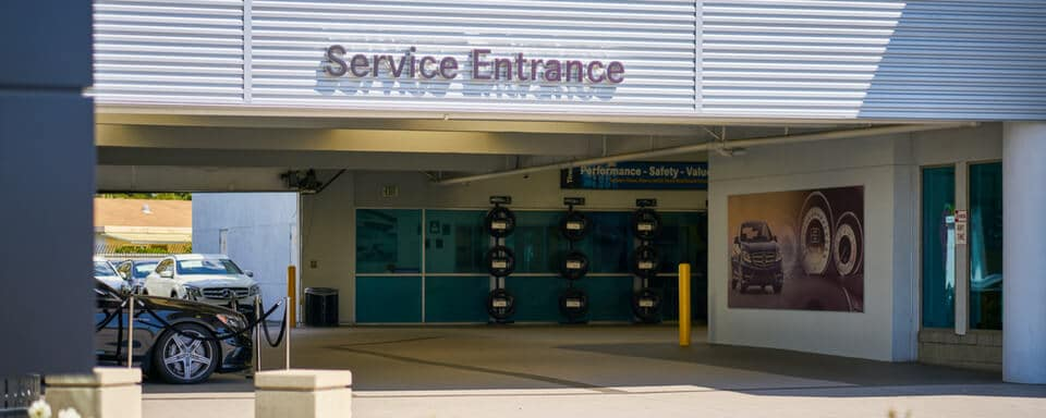 Mercedes-Benz Service in Buena Park, CA | House of Imports