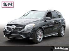 2018 Mercedes-Benz AMG GLE 63 S-Model SUV