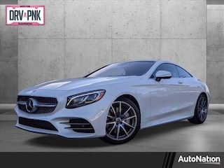 2021 Mercedes-Benz S-Class 4MATIC Coupe