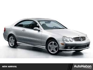 2004 Mercedes-Benz CLK-Class Base Coupe