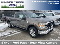 2021 Ford F-150 XLT Truck SuperCab Styleside
