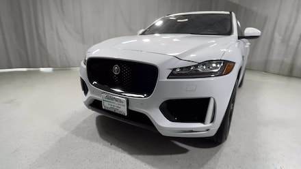 2020 Jaguar F-PACE 25t Checkered Flag Limited Edition 25t Checkered Flag Limited Edition AWD