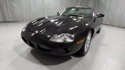 2000 Jaguar XK8 Supercharged Convertible