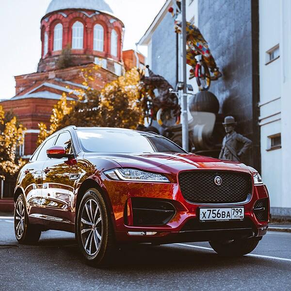 2019 Jaguar E Pace: 2019 Jaguar F-PACE