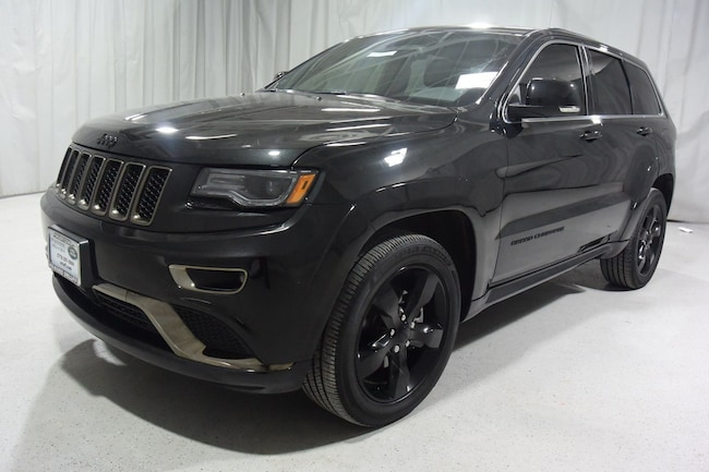 used 2016 jeep grand cherokee for sale at jaguar chicago. Black Bedroom Furniture Sets. Home Design Ideas
