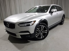Certified Pre-Owned 2018 Volvo V90 Cross Country T5MOMENTUM T5 AWD YV4102NK0J1027461 in Chicago