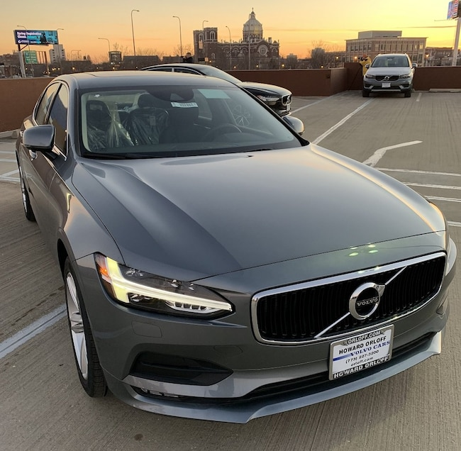 new  2018 Volvo S90 T5 AWD Momentum Sedan for sale/lease Chicago