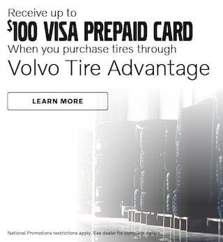 Receive up to $100 Visa PrePaid Card with Purchase of Select Tires