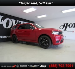 New 2019 Dodge Durango R/T RWD Sport Utility for sale in Sherman, TX at Hoyte Dodge RAM Chrysler Jeep