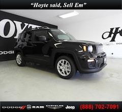 New 2019 Jeep Renegade SPORT FWD Sport Utility for sale in Sherman, TX at Hoyte Dodge RAM Chrysler Jeep