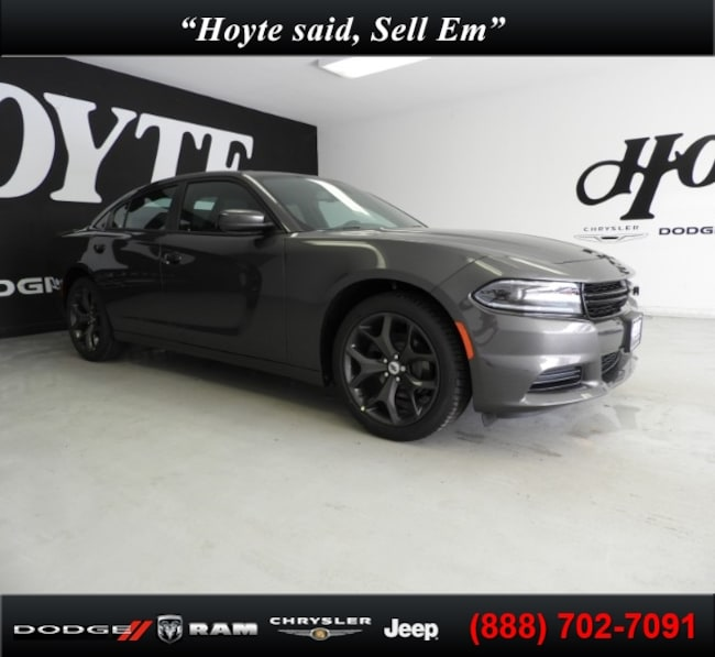 New 2019 Dodge Charger SXT RWD For Sale/Lease Sherman, TX | VIN#  2C3CDXBG7KH666845