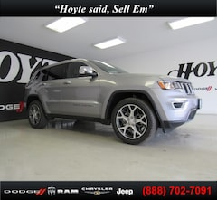 New 2019 Jeep Grand Cherokee LIMITED 4X2 Sport Utility for sale in Sherman, TX at Hoyte Dodge RAM Chrysler Jeep