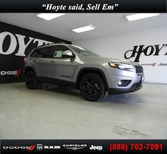 New 2019 Jeep Cherokee ALTITUDE FWD Sport Utility for sale in Sherman, TX at Hoyte Dodge RAM Chrysler Jeep