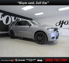 New 2019 Dodge Durango R/T AWD Sport Utility for sale in Sherman, TX