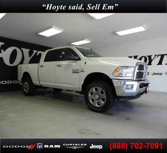 New 2018 Ram 2500 BIG HORN CREW CAB 4X4 6'4 BOX Crew Cab For Sale in Sherman, TX