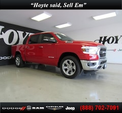 New 2019 Ram 1500 BIG HORN / LONE STAR CREW CAB 4X2 5'7 BOX Crew Cab for sale in Sherman, TX at Hoyte Dodge RAM Chrysler Jeep