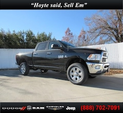 New 2018 Ram 2500 BIG HORN CREW CAB 4X4 6'4 BOX Crew Cab for sale in Sherman, TX at Hoyte Dodge RAM Chrysler Jeep