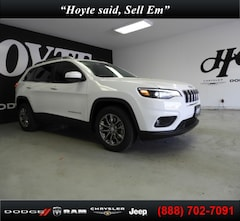 New 2019 Jeep Cherokee LATITUDE PLUS FWD Sport Utility for sale in Sherman, TX at Hoyte Dodge RAM Chrysler Jeep