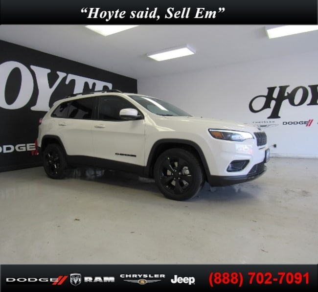 New 2019 Jeep Cherokee ALTITUDE FWD Sport Utility For Sale in Sherman, TX