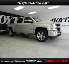 Used 2017 Chevrolet Silverado 1500 LT Truck for sale in Sherman, TX at Hoyte Dodge RAM Chrysler Jeep