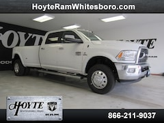 New 2018 Ram 3500 LARAMIE LONGHORN CREW CAB 4X4 8' BOX Crew Cab for sale in Sherman, TX at Hoyte Dodge RAM Chrysler Jeep