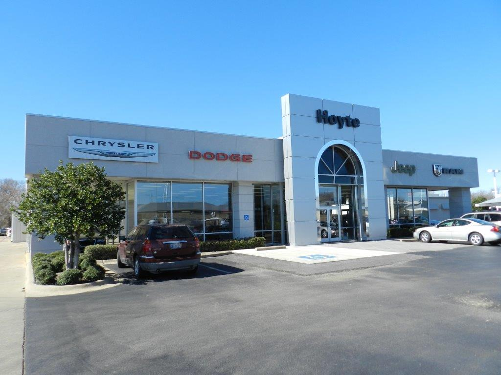 Car Dealerships In Sherman Tx >> About Our Dealership Hoyte Dodge Ram Chrysler Jeep Greater Plano