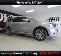 New 2019 Dodge Durango GT PLUS RWD Sport Utility for sale in Sherman, TX at Hoyte Dodge RAM Chrysler Jeep