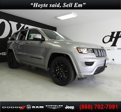 New 2019 Jeep Grand Cherokee ALTITUDE 4X2 Sport Utility for sale in Sherman, TX at Hoyte Dodge RAM Chrysler Jeep