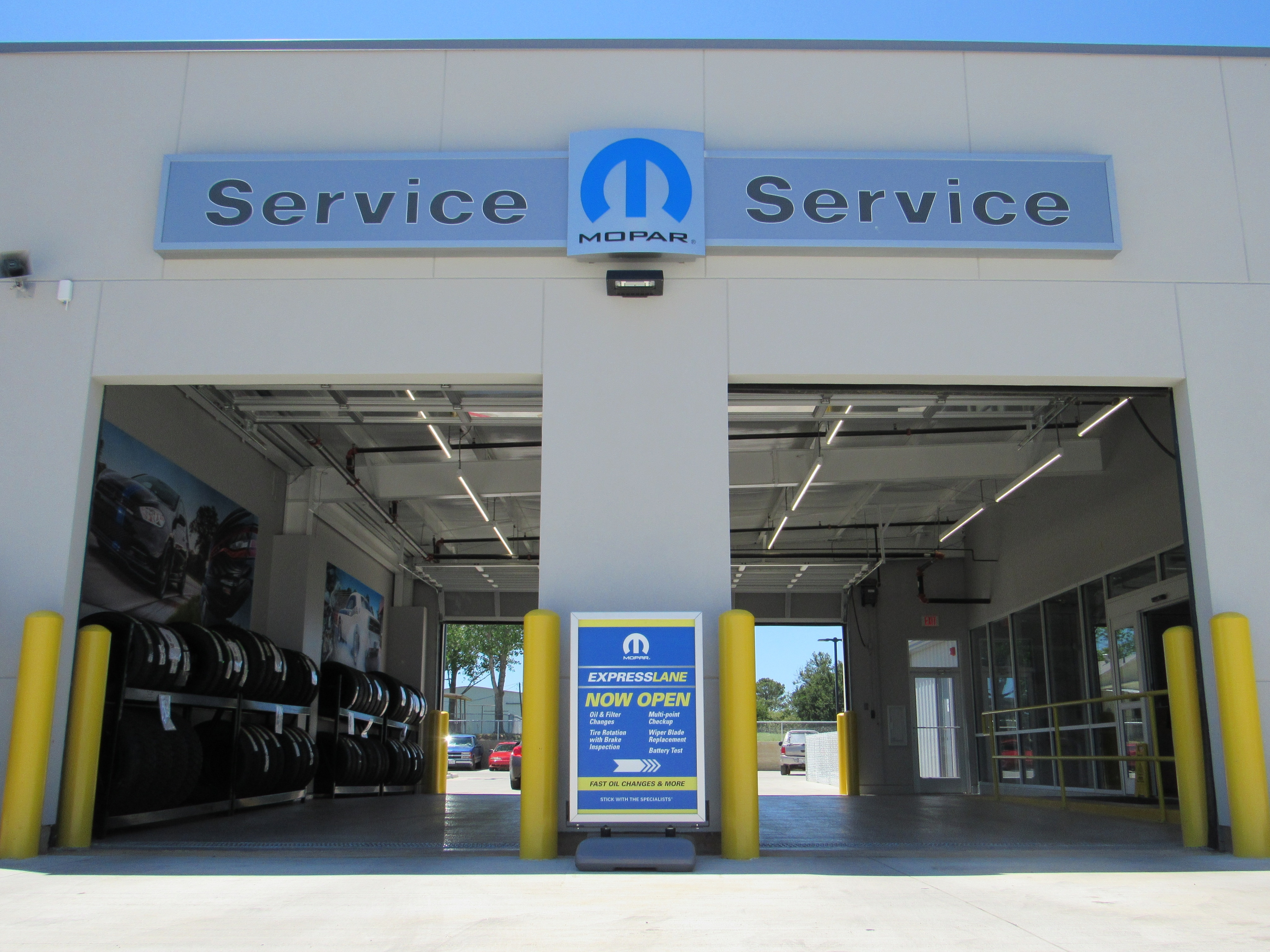 Hoyte Dodge Durant Ok >> Car service & repair in Greater Durant Chrysler, Dodge, Jeep, FIAT, and RAM Auto Repair | Hoyte ...