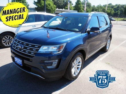 Used 2017 Ford Explorer XLT for Sale in Lafayette, LA