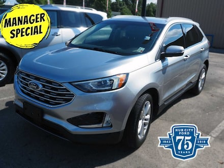 Used 2020 Ford Edge SEL for Sale in Lafayette, LA