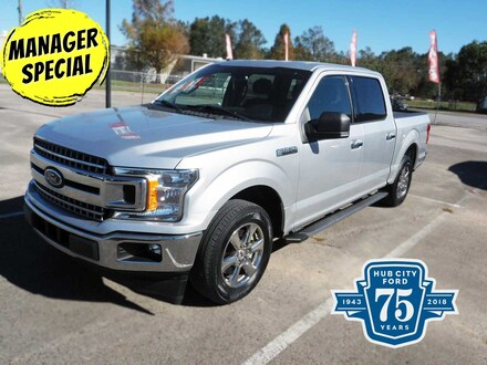 Used 2018 Ford F-150 XLT for Sale in Lafayette, LA