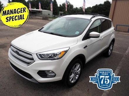 Used 2018 Ford Escape SEL for Sale in Lafayette, LA