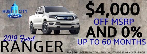 Hub City Ford | Ford Dealership in Lafayette LA