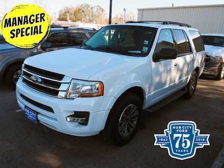 Used 2015 Ford Expedition XLT SUV for Sale in Lafayette, LA