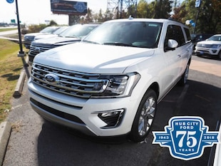 2018 Ford Expedition EL Limited SUV