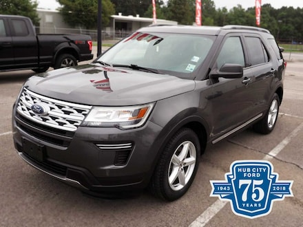 Used 2019 Ford Explorer XLT for Sale in Lafayette, LA