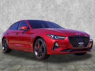 2020 Genesis G70 3.3T Sport RWD Sedan