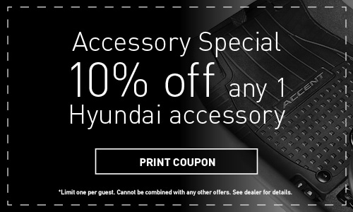 Service Specials | Hub Hyundai of Houston