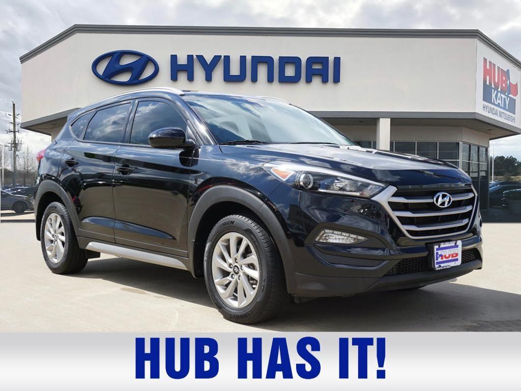 2017 Hyundai Tucson SE SUV