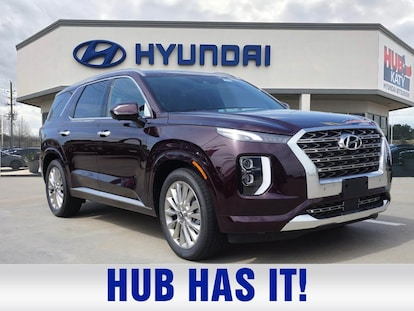 New 2020 Hyundai Palisade in Houston TX   KM8R54HE2LU030318