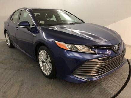 2018 Toyota Camry Hybrid XLE CVT Car