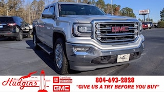 2018 GMC Sierra 1500 SLT Truck