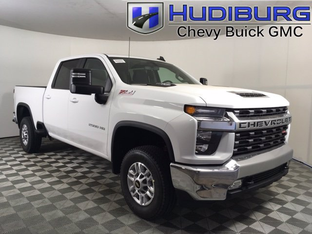 2021 Chevrolet Silverado 2500 HD Truck