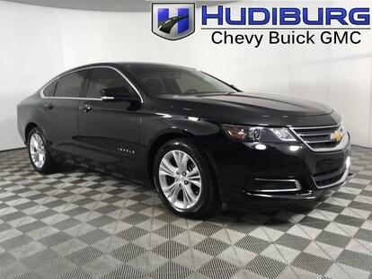 Used 2014 Chevy Impala >> Used 2014 Chevrolet Impala For Sale At Hudiburg Auto Group